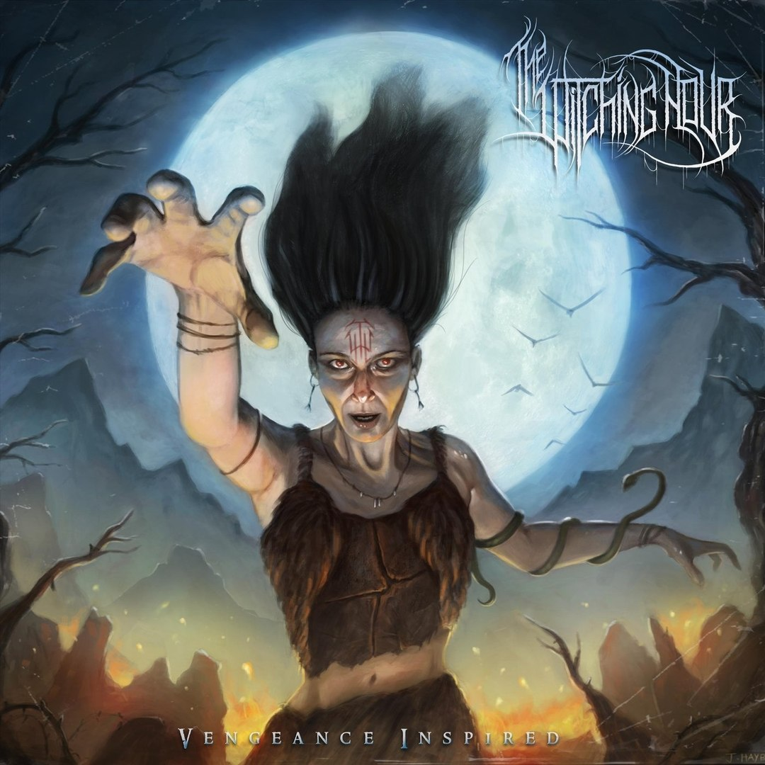 The Witching Hour - Vengeance Inspired [EP] (2018)