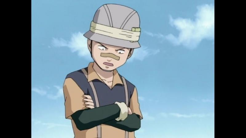 Наруто 011 - Країна, що мала героя.