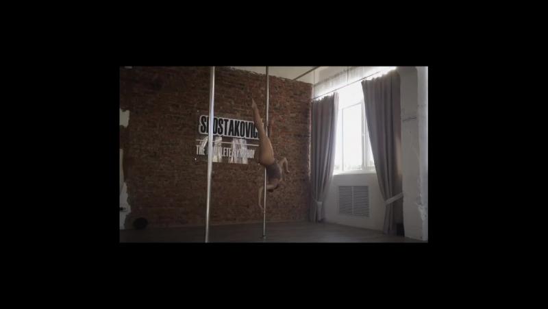 Pole Dance Анастасия Григина