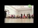 В Стрежевом прошли соревнования по танцевальному спорту