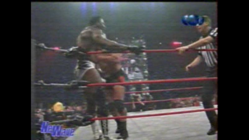 Титаны реслинга на ТНТ и СТС WCW Nitro October 02 2000