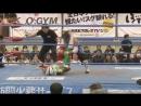 Atsushi Aoki, Yohei Nakajima vs. Ultimo Dragón, Keiichi Sato AJPW - Excite Series 2018 - Day 2