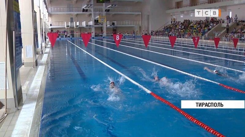 На спорткомплексе «Шериф» прошел крупный турнир по плаванию.