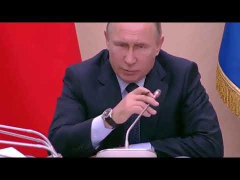 Владимир Путин и Герман Греф про Блокчейн и Криптовалюту