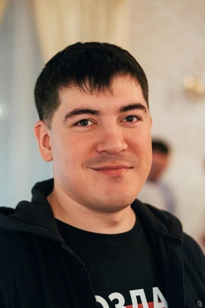 Павел Абушкин
