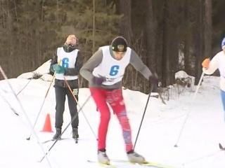 Субботняя лыжная гонка механиков г. Серов 3.02.18