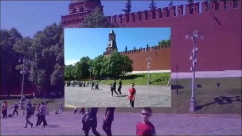 Красная площадь ГУМ 18 06 2017 г