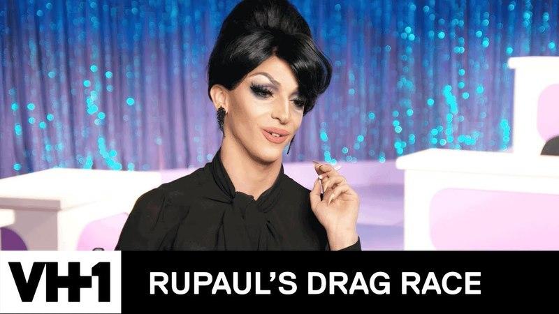 Miz Cracker Is Extra Salty as Poet Dorothy Parker: The Perfect Snatch | RuPaul's Drag Race Season 10