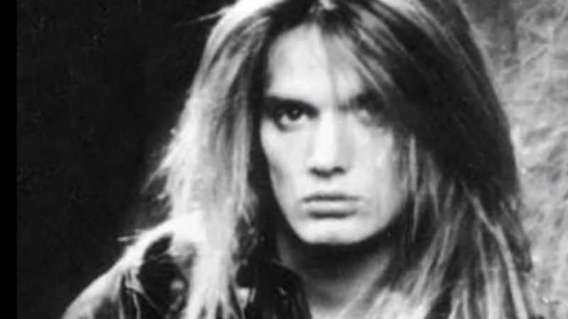 Sebastian BACH - Falling into you - (Angel Down - 2007) - BRAVEST FOX