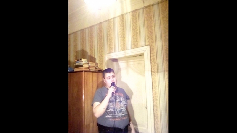 Андрей Смолин - Черные Глаза (Музыка и Слова А.Тлебузы)
