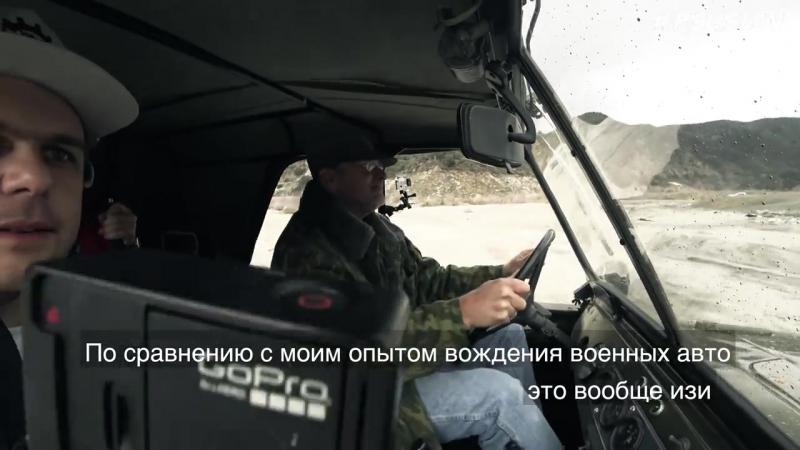 [Pavel Suslov] Американцы тестируют УАЗ на БЕЗДОРОЖЬЕ в Америке! Americans try UAZ 469 in USA! [RUSENG] [4К]