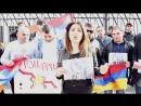 Армяне Москвы каждый день будут собираться у армянской церкви в Москве по адресу Олимпийским проспект 9 в поддержку протестов на