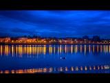 Встают над Волгой радуги рассветы - песня о Рыбинске