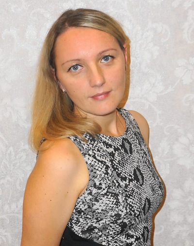 Елена Торопцева