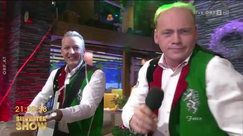Edlseer - Austropop-Hits (Silvestershow mit Jörg Pilawa 2017)