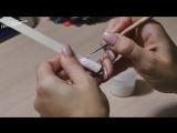 """Дизайн ногтей """"Свитер"""". Вязаный маникюр"""