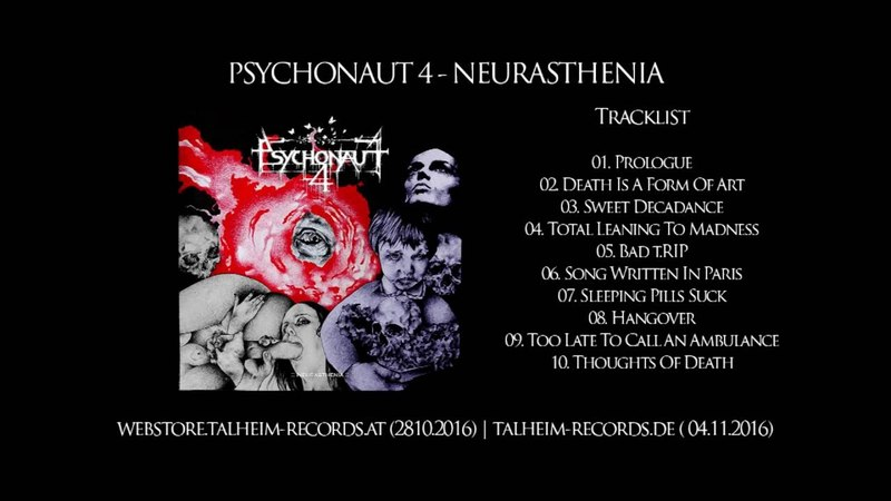 Psychonaut 4 - Sweet Decadance | Talheim Records