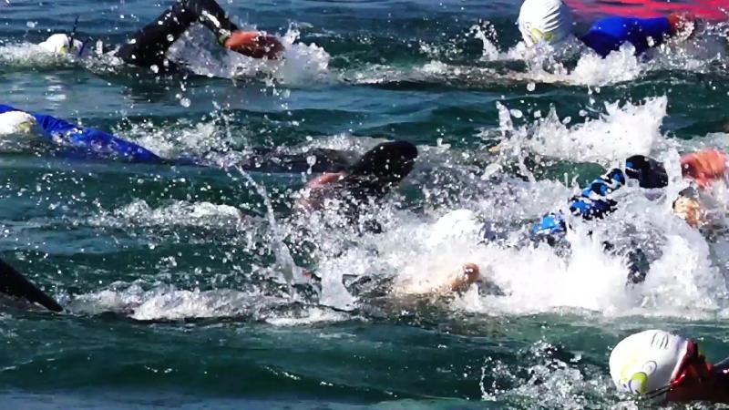 Savage of Sevan Half Distance Triathlon_2017