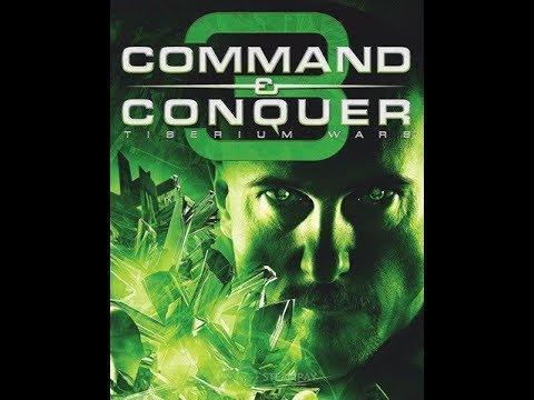 Command And Conquer 3.Tiberium Wars. прохождение за НОД melium, часть 1