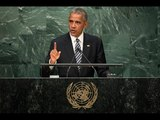 The Last Speech of President Obama at UN - Practice Speak English with American President