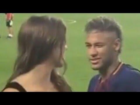 Amanda Cerny and Neymar Jr!