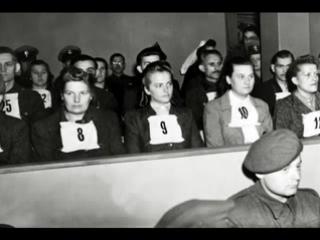 Ирма Грезе - одна из 170 женщин из СС, служивших в Аушвице.