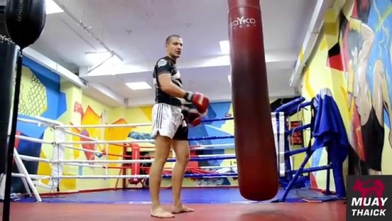 5 ошибок при круговом ударе ногой в тайском боксе