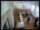 Вброс бюллетеней на УИКе №1479 в подмосковных Люберцах