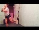 @Alenka.fit тренировка для дома