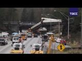 Что известно о крушении поезда в США