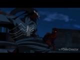 Веном моменты(Совершенный человек-паук)