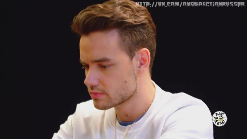 Liam Payne Gets Cocky Eating Spicy Wings Hot Ones [RUS SUB]