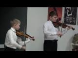 концерт Вивальди для двух скрипок  Дом кино