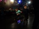 Веселятся все на ДР внука Рамира в кафе Терем 12 01 2018г