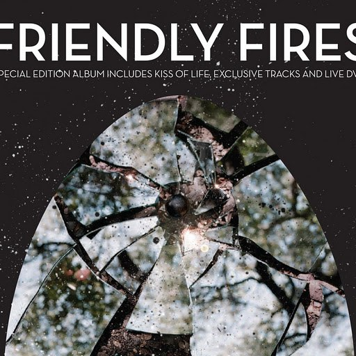 Friendly Fires альбом Friendly Fires
