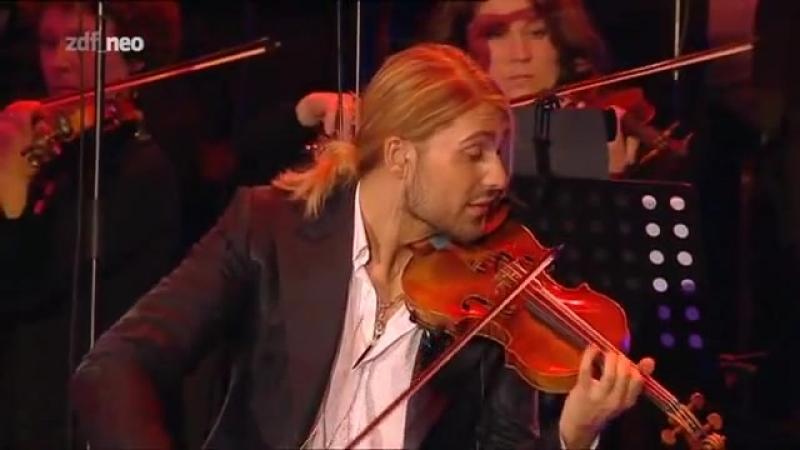 David Garrett - Albinoni - Adagio - Berlin 08.06.2010