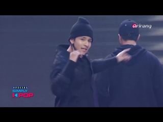 Samuel - Sixteen @ Simply K-Pop Show Festival In March 180330