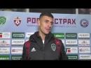 Филипе Сампайо Свой первый гол за «Ахмат» посвящаю семье и болельщикам