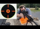 Xtreme Bullets 223 55Gr FMJ Range Test with Mk12 Mod0