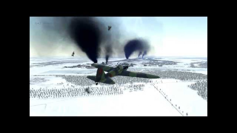 IL 2 Battle of Stalingrad Early Access Testing out the improved flak