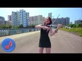 The Violin Conviction - Caprice No24 (Rock Version Cover Niccolo Paganini) Новые Клипы 2017