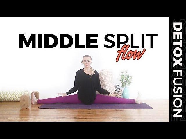 Day 7 - Yoga for Flexibility | Side Split