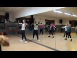 Zumba Gold - warm up 1 - Hula Hoop - Omi - Zumba