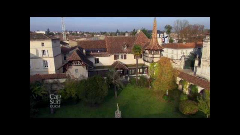 Cap Sud-Ouest - Angoulème, ville de lindustrie du papier