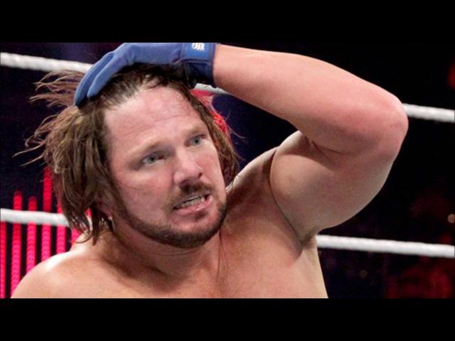 AJ Styles Says The Gay Community!?!