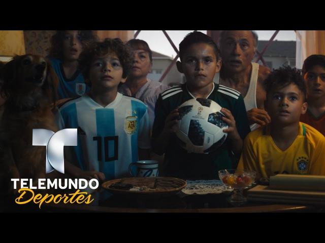 Este mundial lo vivimos juntos por Telemundo Copa Mundial de la FIFA Rusia 2018 Telemundo