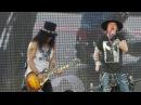 """Welcome to the Jungle"" Guns N Roses@Hersheypark PA Stadium 8/13/17"