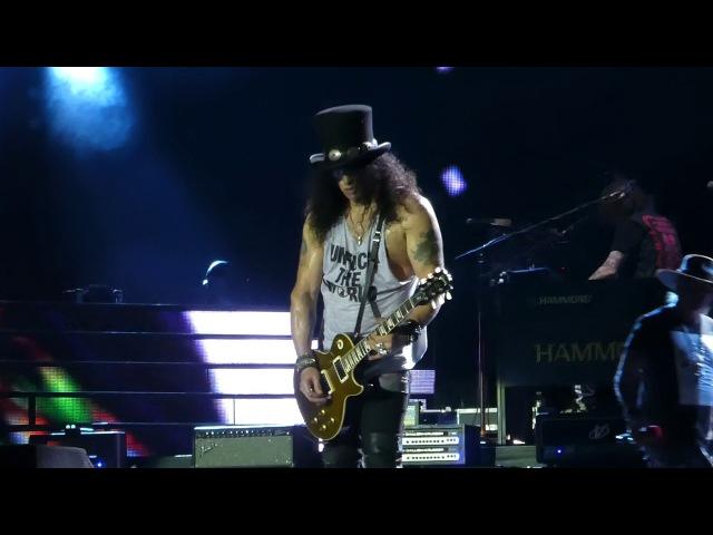 Yesterdays Guns N Roses@Hersheypark PA Stadium 8/13/17