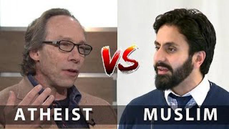 Lawrence Krauss vs Hamza Tzortzis - Islam vs Atheism Debate