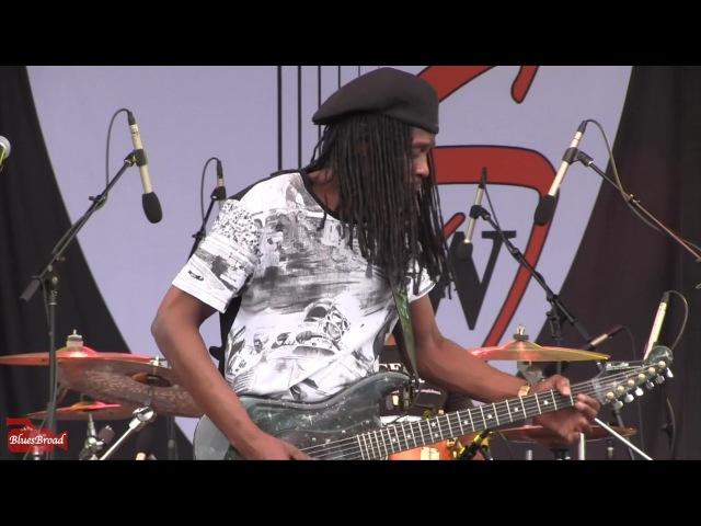 Send It In • BERNARD ALLISON • Bourbon Street Blues Fest NJ 5/20/17